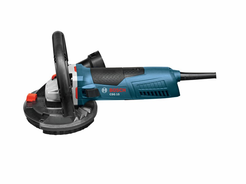 Bosch Csg15 5 In Concrete Surfacing Grinder With