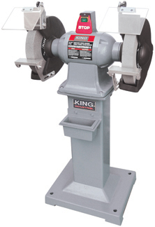 King Canada Kc 1295 12 Quot Heavy Duty Bench Grinder With