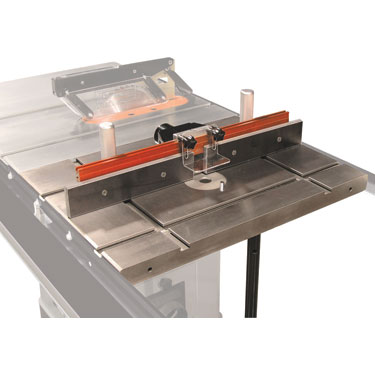 King Industrial Krt 100 Industrial Router Table And Fence
