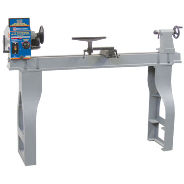 "King Canada KWL-1443VS 14"" X 43"" Variable Speed Wood Lathe ..."